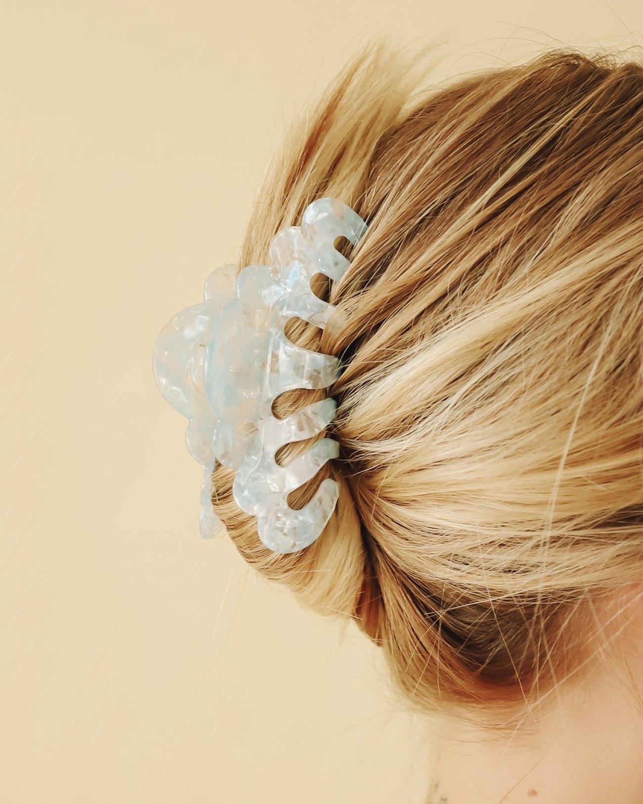 Clip ad artiglio per capelli ondulati -
