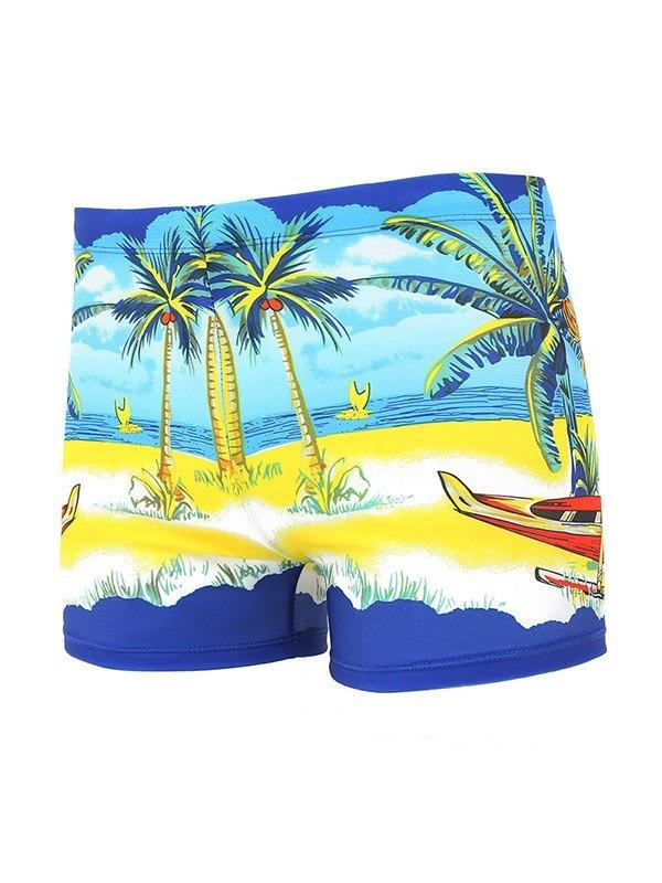Short de bain Hawaii pour homme - Couleurs multicolorples L