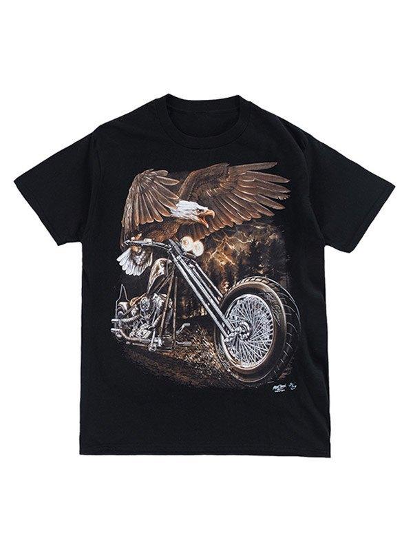 T-shirt à manches courtes Giant Eagle pour hommes -
