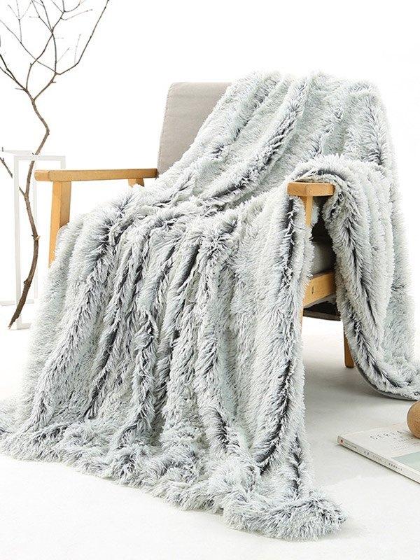 Classic Plush Lounge Blanket -  130*160