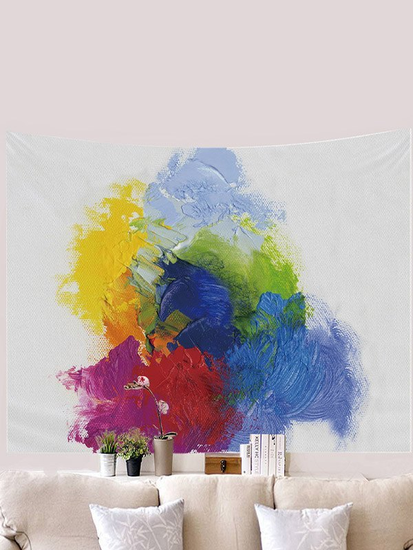 Simple Abstract Print Tapestry - As The Picture 150*130