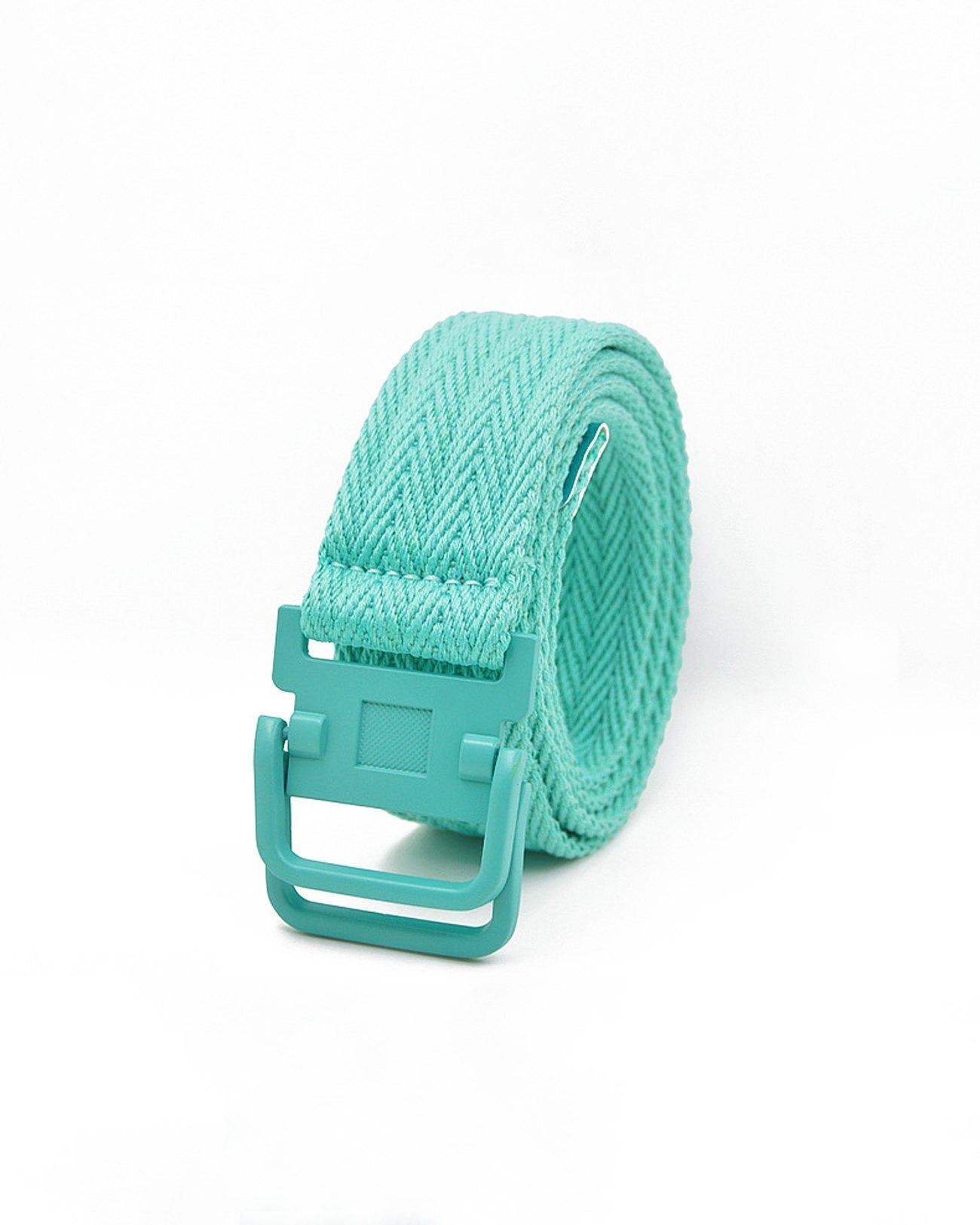Cintura in tela - Verde ONE SIZE