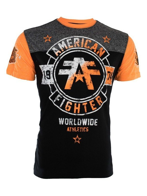 Men's Worldwide Fighter Graphic Tee -