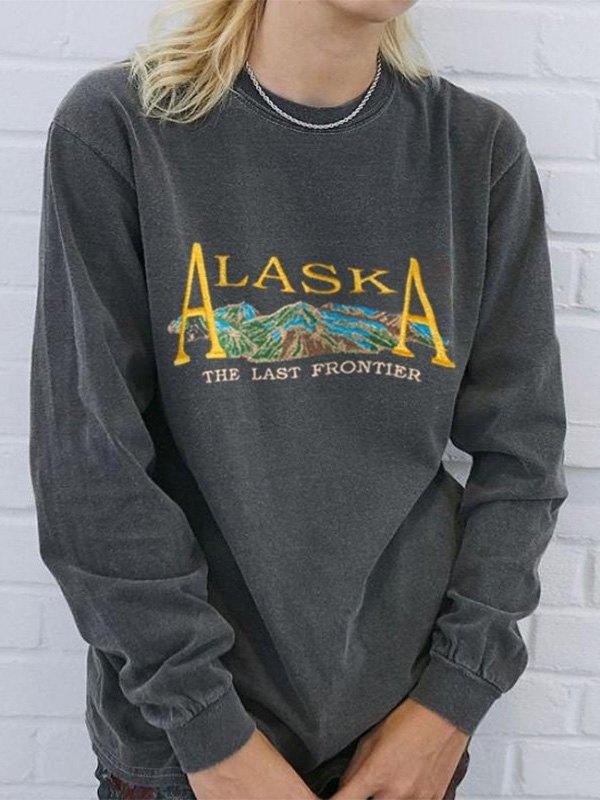 Alaska Frontier Crew Sweatshirt -